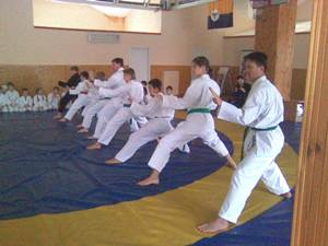 Karate Methods